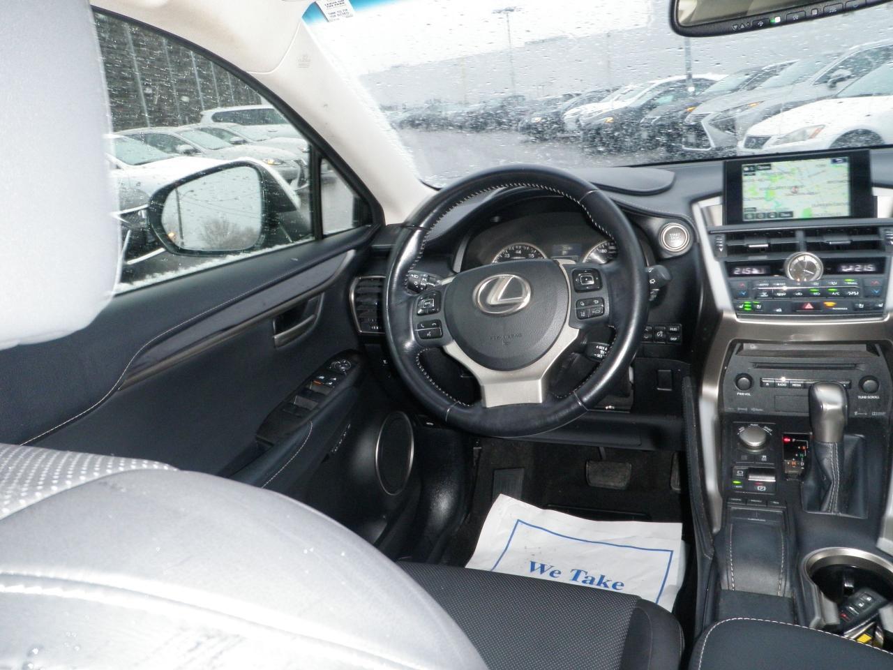 2015 Lexus NX EXECUTIVE