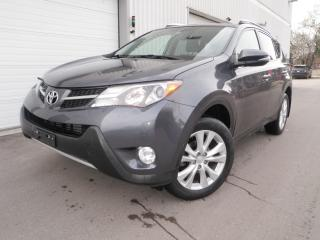 Used 2015 Toyota RAV4 AWD NAV LIMITED for sale in Toronto, ON