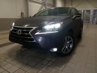 Used 2015 Lexus NX TOP LINE LEXUS LUXURY NAV for sale in Toronto, ON