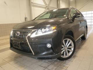 Used 2015 Lexus RX 450h HYBRID LEXUS TOP PACKAGE EXECUTIVE for sale in Toronto, ON
