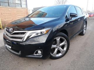 Used 2015 Toyota Venza LIMITED AWD for sale in Toronto, ON