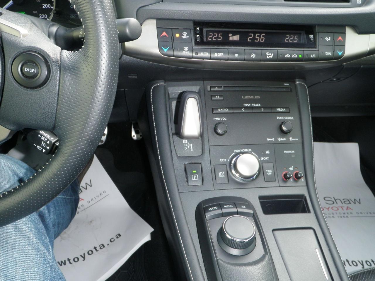 2014 Lexus CT 200h F SPORT  LEATHER ROOF 55000KM
