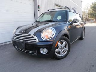 Used 2008 MINI Cooper Clubman BRIT  PACKAGE PANA ROOF for sale in Toronto, ON