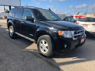 Used 2008 Ford Escape XLT, Winter Tires, Serviced, Certified, Warranty for sale in Woodbridge, ON