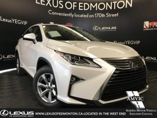 New 2019 Lexus RX 350 Standard Package for sale in Edmonton, AB