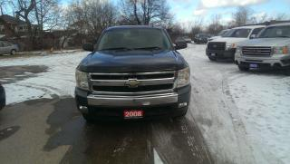 Used 2008 Chevrolet Silverado 1500 LT for sale in Cambridge, ON