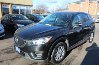 Used 2016 Mazda CX-5 GX for sale in Brampton, ON