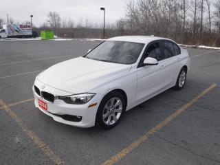 Used 2014 BMW 3 Series 320i for sale in Cornwall, ON
