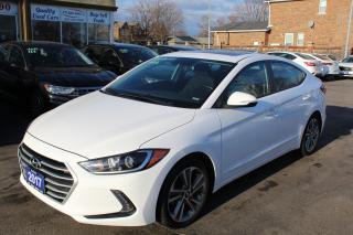 Used 2017 Hyundai Elantra GLS for sale in Brampton, ON