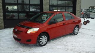Used 2007 Toyota Yaris BASE for sale in Sherbrooke, QC