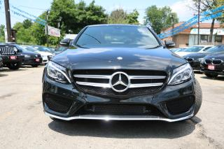 Used 2015 Mercedes-Benz C-Class C 300 AMG ACCIDENT FREE for sale in Brampton, ON