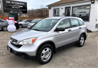 Used 2009 Honda CR-V LX AWD NO ACCIDENT for sale in Mississauga, ON