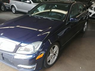 Used 2012 Mercedes-Benz C-Class C 300 for sale in North York, ON