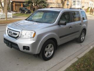 Used 2011 Honda Pilot 4x4,7PASSENGER, NO ACCIDENTS, CERTIFIED, A1 for sale in Toronto, ON