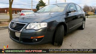 Used 2010 Volkswagen Passat Comfortline|NO ACCIDENT|LEATHER SEATS|ALLOY for sale in Oakville, ON