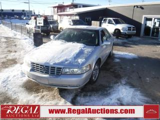 Used 2002 Cadillac Seville STS 4D Sedan for sale in Calgary, AB