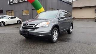 Used 2011 Honda CR-V EX-L for sale in Coquitlam, BC