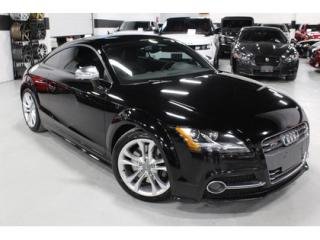 Used 2013 Audi TTS LOCAL CAR   CLEAN CARPROOF for sale in Vaughan, ON