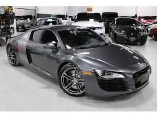 Used 2009 Audi R8 4.2L   LOCAL TRADE IN   IMMACULATE for sale in Vaughan, ON