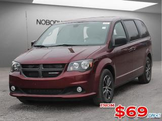 Used 2019 Dodge Grand Caravan SXT for sale in Mississauga, ON