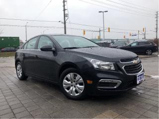 Used 2016 Chevrolet Cruze LT**Back UP Camera**A/C** for sale in Mississauga, ON