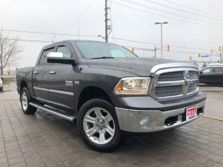 Used 2014 RAM 1500 Longhorn Limited**RAM BOX Cargo**AIR Suspension** for sale in Mississauga, ON