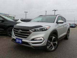 Used 2016 Hyundai Tucson LIMITED 1.6L I4 LEATHER NAVIGATION AWD for sale in Midland, ON