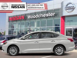 New 2019 Nissan Sentra SV CVT  - Style Package - $148.97 B/W for sale in Mississauga, ON