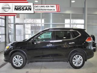 Used 2016 Nissan Rogue SV  - $166.79 B/W - Low Mileage for sale in Mississauga, ON