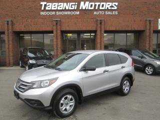 Used 2014 Honda CR-V LX | BACK UP CAMERA | HEATED SEATS | BLUETOOTH for sale in Mississauga, ON