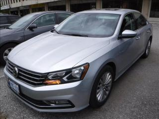 Used 2016 Volkswagen Passat NO ACCIDENT | LEATHER | SUNROOF | BIG SCREEN | REAR CAM for sale in Mississauga, ON