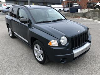 Used 2007 Jeep Compass 4WD I Limited for sale in Toronto, ON