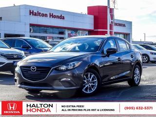 Used 2014 Mazda MAZDA3 GS|NO ACCIDENTS for sale in Burlington, ON