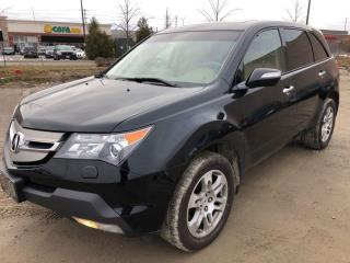 Used 2008 Acura MDX Technology Package w/Power Tailgate for sale in Brampton, ON