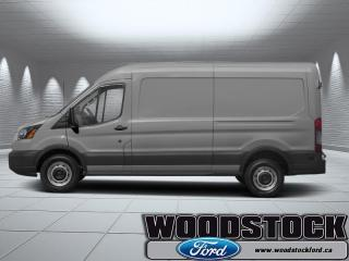 New 2019 Ford Transit VAN XL  - Cruise Control for sale in Woodstock, ON