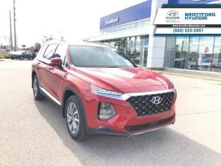 New 2019 Hyundai Santa Fe 2.0T Luxury AWD  - $244.45 B/W for sale in Brantford, ON