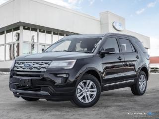 New 2019 Ford Explorer XLT for sale in Winnipeg, MB