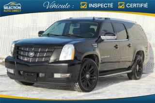 Used 2012 Cadillac Escalade AWD 4DR for sale in Ste-Rose, QC