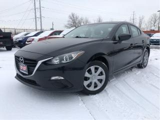 Used 2014 Mazda MAZDA3 GX-SKY - Ex-Lease -  - Air for sale in St Catharines, ON