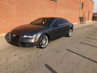 Used 2014 Audi A7 4dr HB quattro 3.0L TDI Technik for sale in Mississauga, ON
