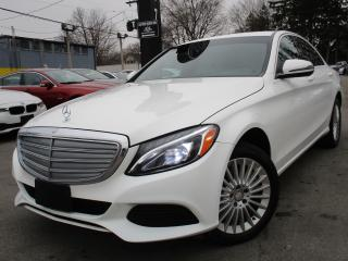 Used 2016 Mercedes-Benz C-Class C300 4MATIC ~ 35KMS ONLY ONE OWNER AWD !!!! for sale in Burlington, ON