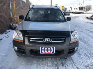 Used 2008 Kia Sportage LX-Convenience for sale in Kitchener, ON