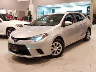 Used 2016 Toyota Corolla CE-AUTOMATIC-BLUETOOTH-A/C-ONLY 67KM for sale in Toronto, ON
