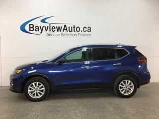 Used 2018 Nissan Rogue SV - ANDROID AUTO! APPLE CARPLAY! PANORAMIC ROOF! REMOTE START! REVERSE CAM! for sale in Belleville, ON