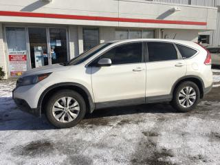 Used 2012 Honda CR-V EX-L Bluetooth, Back Up Camera, Heated Seats and more! for sale in Waterloo, ON