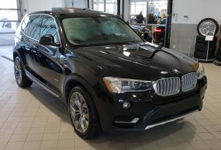 Used 2016 BMW X3 Xdrive28i Navigation 1 for sale in Dorval, QC