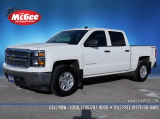 Used 2014 Chevrolet Silverado 1500 1LT 4x4 - 5.3L, MyLink, G80, Trailering Pkg for sale in Peterborough, ON