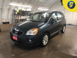 Used 2012 Kia Rondo EX * V6 2.7L * Heated front seats * Hands free steering wheel * Phone connect * Keyless entry * Climate control/rear vents * Cruise control * Traction for sale in Cambridge, ON