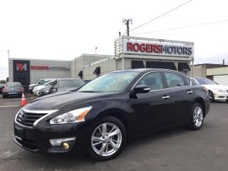 Used 2015 Nissan Altima 2.5SL - NAVI - LEATHER - SUNROOF for sale in Oakville, ON