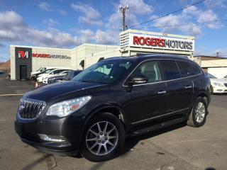 Used 2015 Buick Enclave AWD - NAVI - 7 PASS - PANO ROOF - LEATHER for sale in Oakville, ON